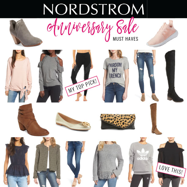 Nordstrom Anniversary Sale 2017 Must-Haves