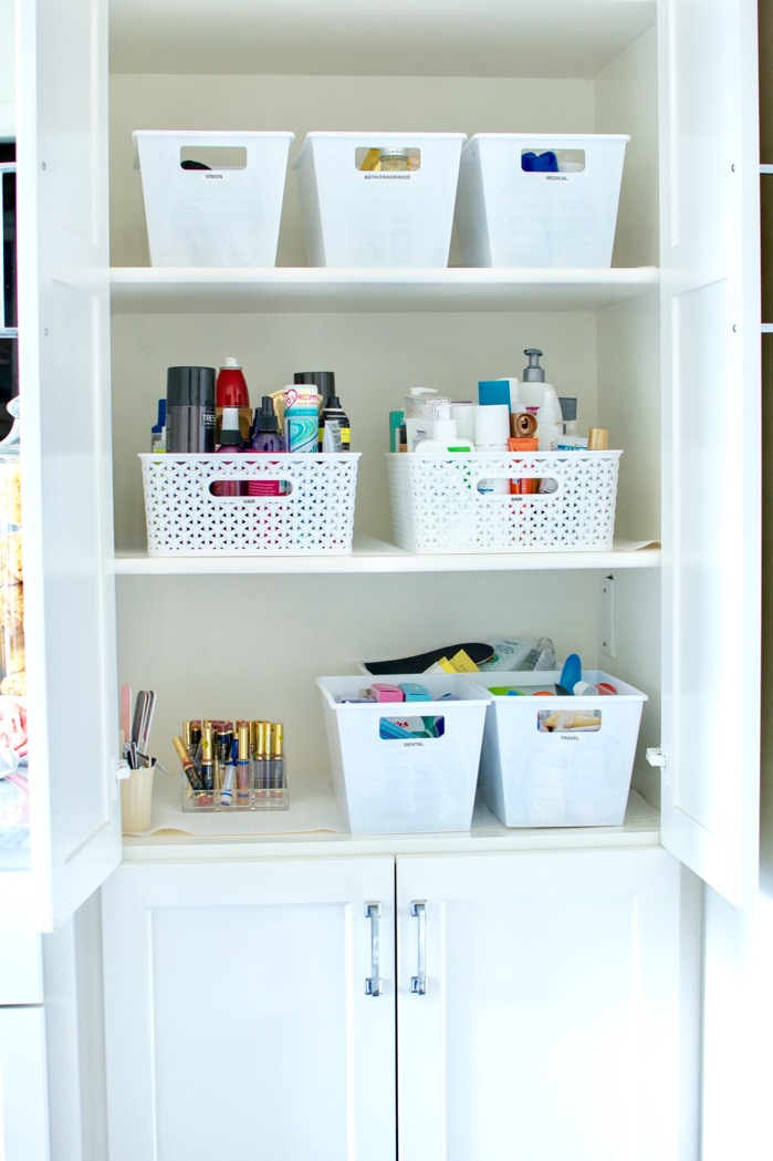 Simple Organization Ideas For The Home Curls And Cashmere