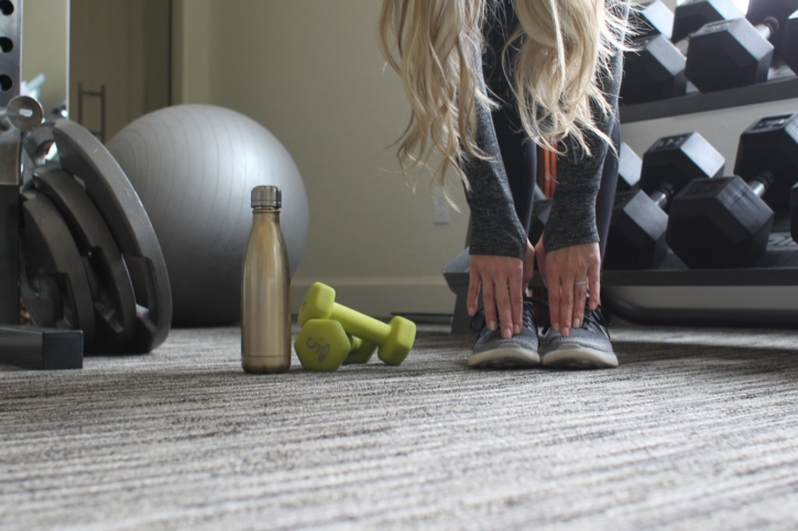 workout tips stretching