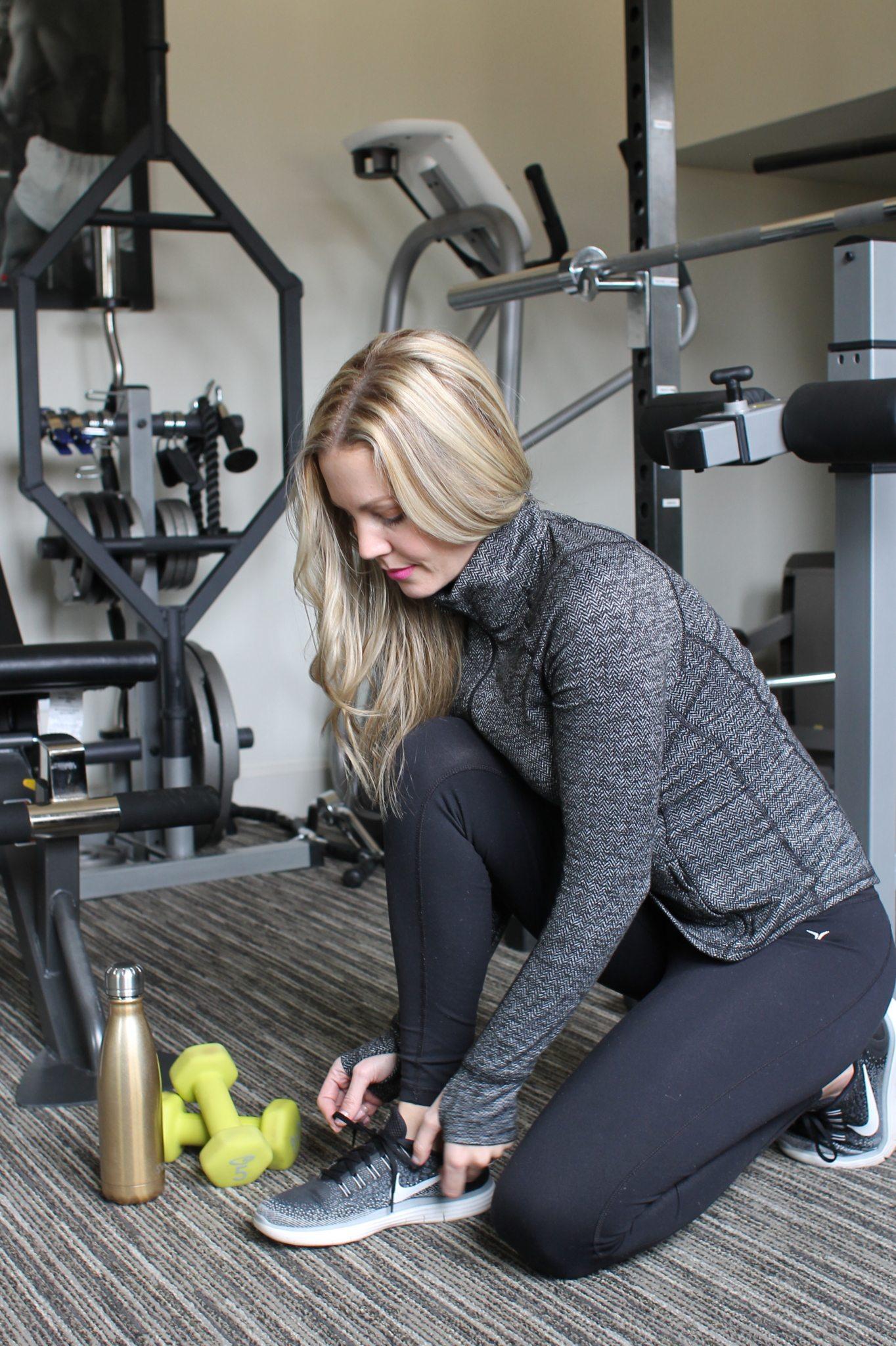 workout tips nikes