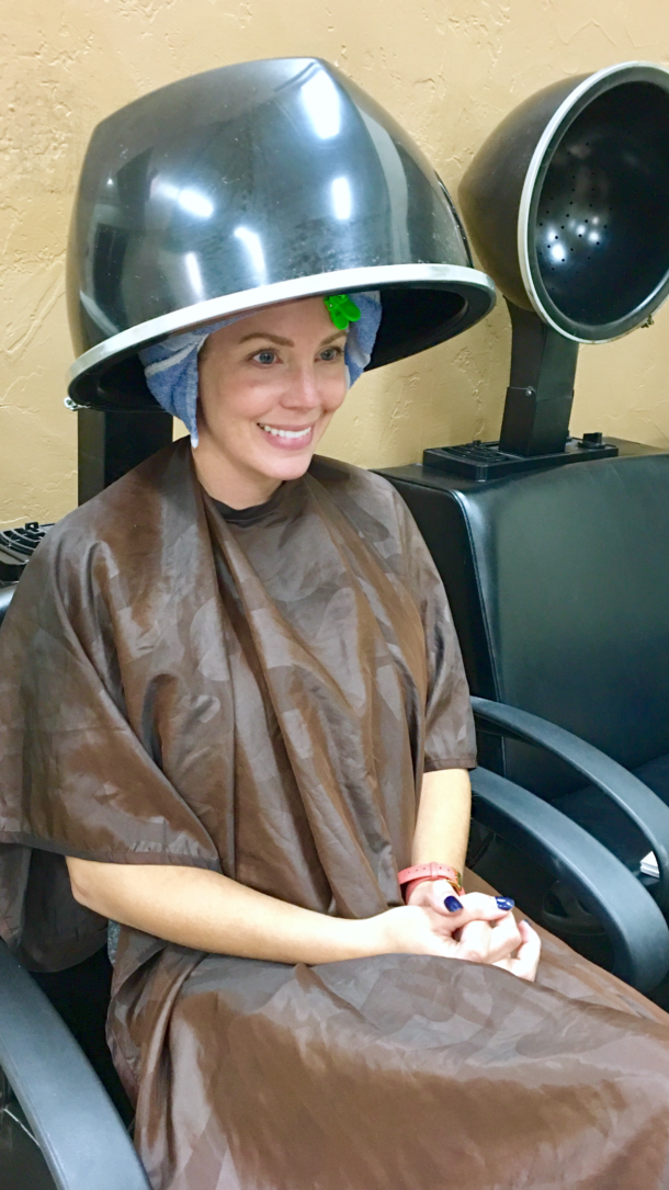 brazilian blowout hair treatment