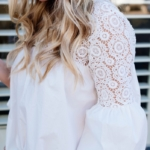 white spring top blonde loose waves nume curling wand